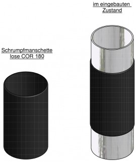 Schrumpfmanschette COR 180